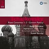 Klavierkonzerte Nr. 1, 2 und 3, Konzert Fantasie Op.56 - Donohoe, Kennedy, Isserlis Barshai
