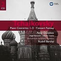 Tchaikovsky: Piano Concertos 1-3, Concert Fantasy