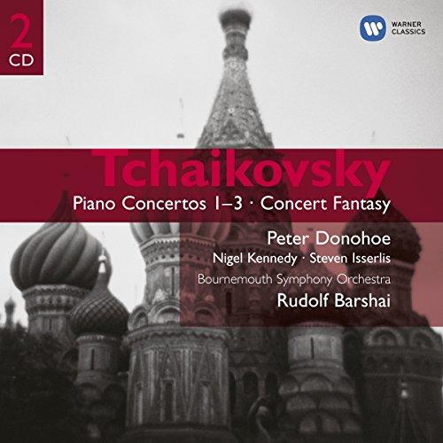 Klavierkonzerte Nr. 1, 2 und 3, Konzert Fantasie Op.56