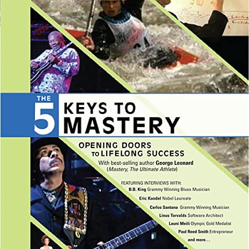 The Five Keys to Mastery cover art