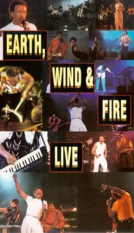Earth Wind And Fire: Live [VHS] [1995]