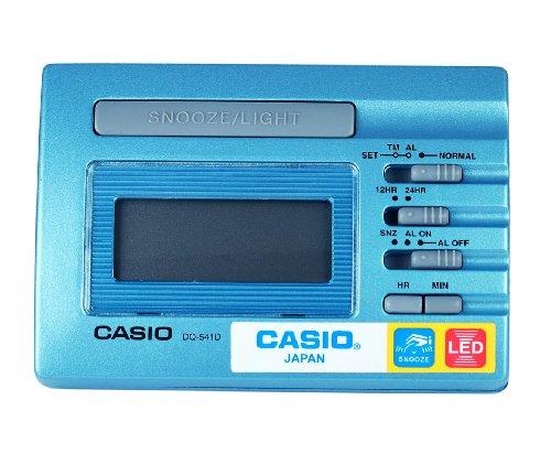 Casio Wake Up Timer DQ-541D-2R Despertador Digital Azul