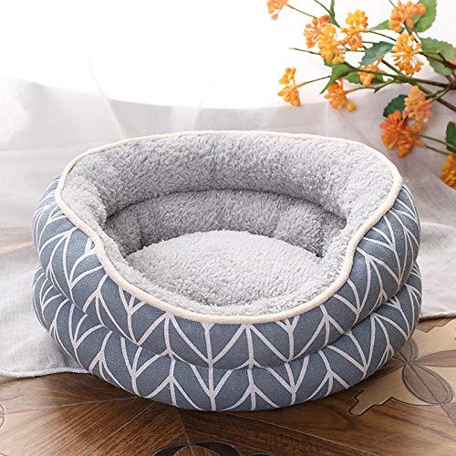 dingtian Cama de perro Cama de perro Camas de perro para perros pequeños Sofá cama de lujo Camas para mascotas Suministros para perros medianos