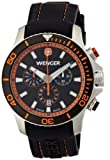 Wenger Herren-Armbanduhr XL Seaforce Chronograph Quarz Silikon 01.0643.104