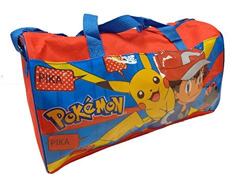 Pokemon Pikachu Sporttasche Kindertasche Rot