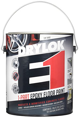 Best waterproof paint for Garage & basement floor