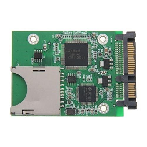 ICT Adattatore convertitore SD a 22 Pin SATA 2,5 HDD