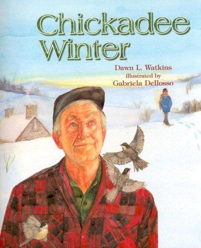Chickadee Winter