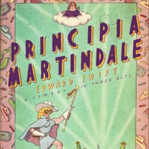 Principia Martindale audiobook cover art