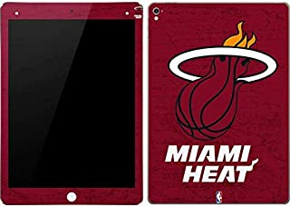 Skinit Decal Tablet Skin for iPad Pro 9.7in - Officially Licensed NBA Miami Heat Red Primary Logo Design
