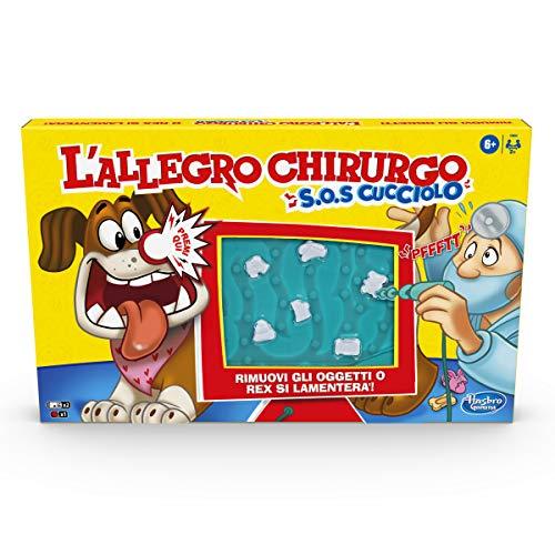 Hasbro Gaming - L'Allegro Chirurgo S.O.S....