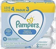 Lenços Umedecidos Pampers Higiene Completa