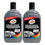Turtle Wax 52710 Color Magic Car Paintwork Polish Restores Colour & Shine 500ml