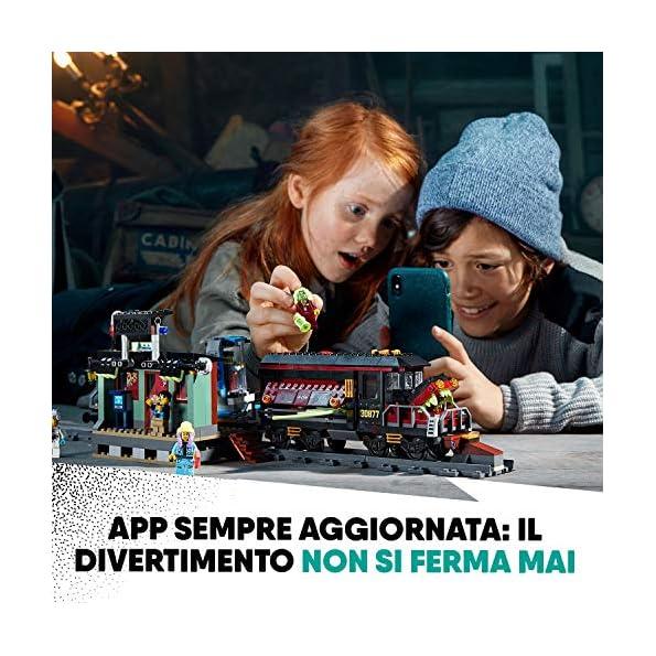LEGO-Hidden-Side-Espresso-Fantasma-Set-di-Costruzione-Set-per-la-Realt-Aumentata-per-iPhoneAndroid-70424