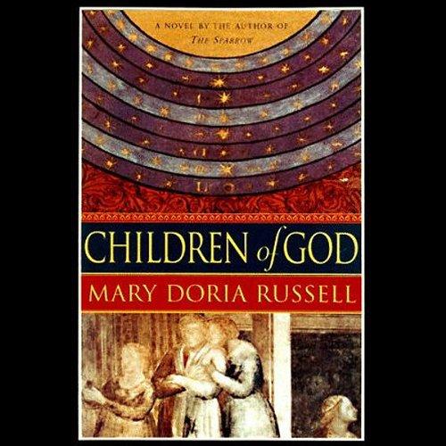 Children of God audiobook cover art