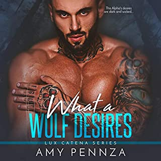 What a Wolf Desires cover art