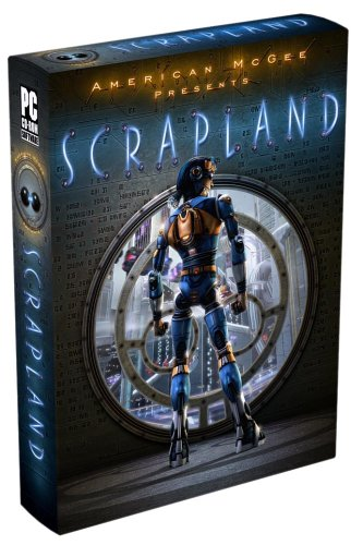 American McGee Presents Scrapland (PC CD) by Deep Silver