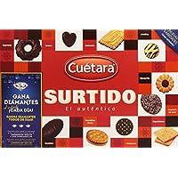 Cuetara - Surtido el Auténtico - Surtido de Galletas - 420 g