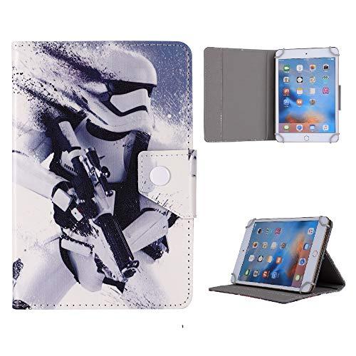 Heroes Disney Cartoon Characters Boys & Girls Kids Tablet Cover For iPad Mini 1/2/3/4/5 Case (StroomTrooper)