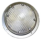 Arcon 20671 Bright White LED Scare Light with Clear Lens