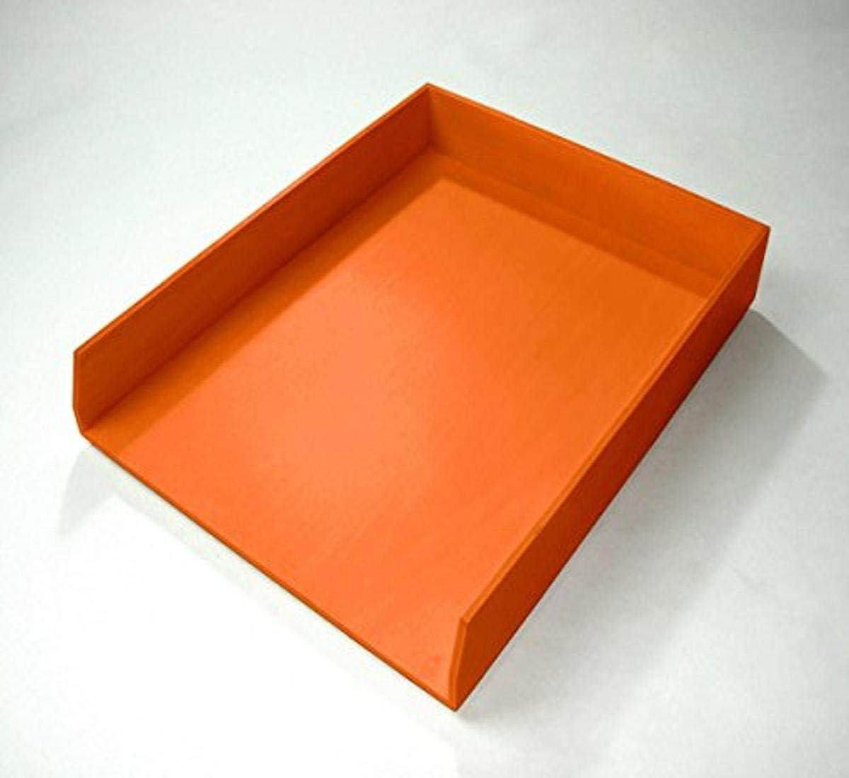 Bindertek Bright Mesa Mall Line Wooden Popular products Desk System Tray Letter Organizing