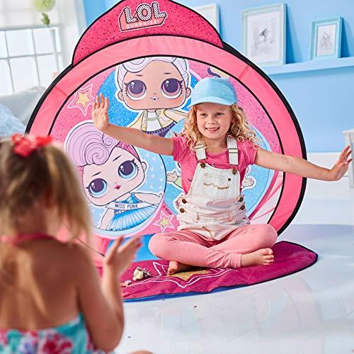 LOL Surprise- Tente de Jeu Pop-up Podium pour défilé, 167LSP, Pink