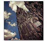 Poster Kölner Dom I --- Köln Architektur Kirche