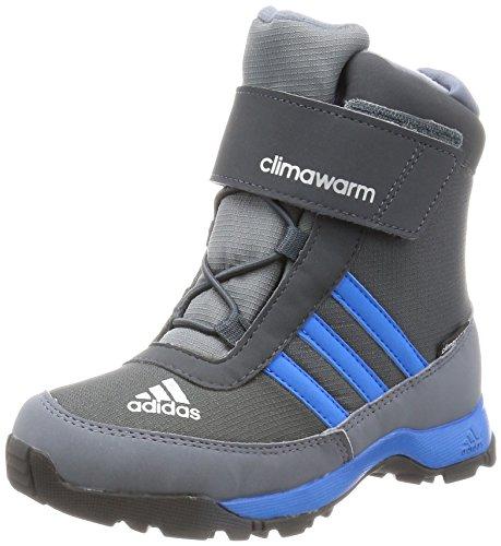 adidas adidas Kinder Wanderstiefel ADISNOW dark grey/shock blue s16/onix 36