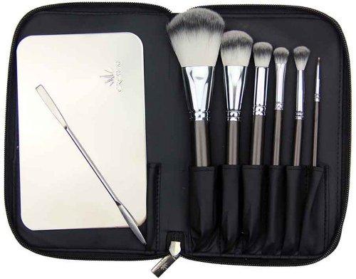 Couronne de 7 HD professionnel pinceaux maquillage Set de brosses 613