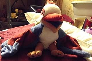 Olly The Kookaburra Bird 6 1/2 Inch Tall Plush Stuffed Animal Official Mascot of Sydney 2000 Olympics
