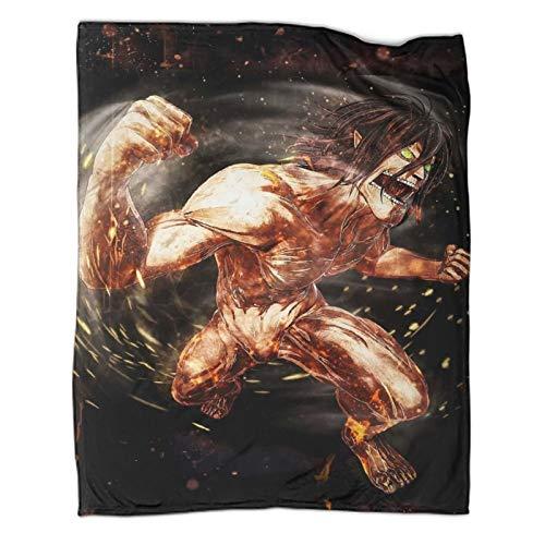 STTYE Warme Decke für Bett, Couch, Stuhl, 80 x 100 cm