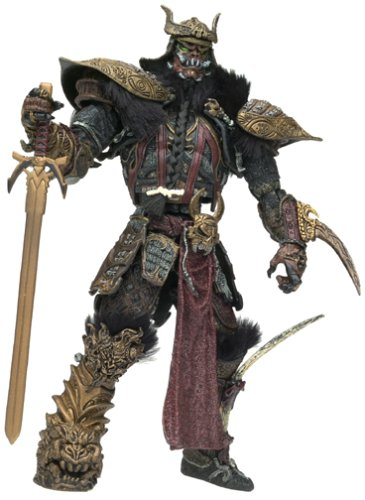 McFarlane Toys Spawn Series 19: Dark Ages Samurai Spawn