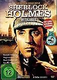 Sherlock Holmes - TV-Serie und Filme - 30 Stunden Laufzeit [Alemania] [DVD]