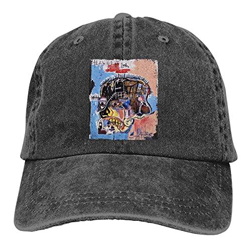 maichengxuan Sombrero de béisbol unisex secado rápido lavado Denim Hat para mujer