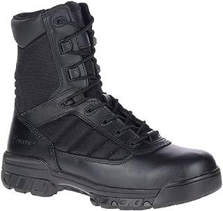 """Bates Men's 8"""" Tactical Sport Side Zip"""