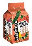 Undergreen Kitchen PASSION Terriccio per Ortaggi, Piccoli Frutti e Piante Aromatiche, Consentito in Agricoltura Biologica, 12 l