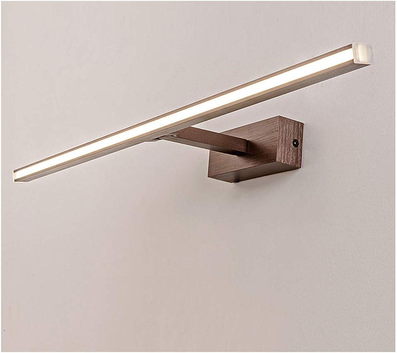 Beleuchtung Spiegel Frontlicht, Bad Led Spiegelleuchte Nordic Badezimmerschrank Einfache Dressing Lampe Vanity Toilet Lamp (Farbe  31CM)