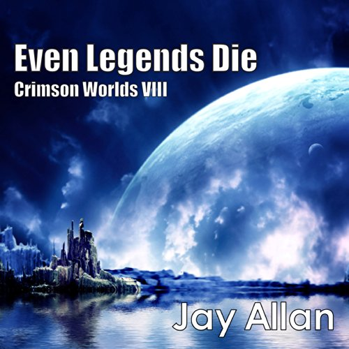 Couverture de Even Legends Die