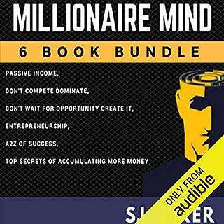Millionaire Mind: 6-Book Bundle audiobook cover art