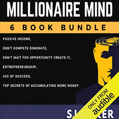 Millionaire Mind: 6-Book Bundle cover art