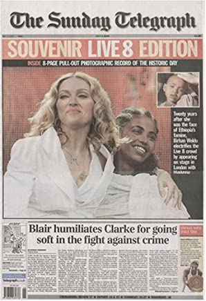 Sunday Telegraph - England C-W Magazine