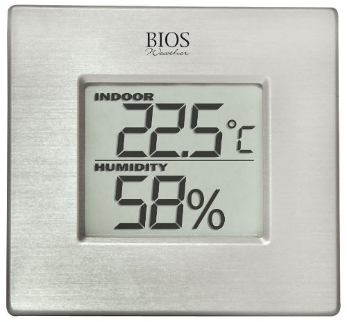 Thermor Bios Indoor Hygrometer with Thermometer...
