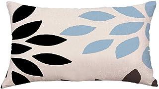 Yesmile geometric print modern cushion covers fitted sheets home sofa cushion cover cheap cushion covers soft sofa couch bedroom cushion cover decorative