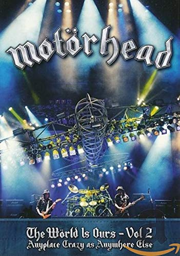 Motörhead - The Wörld is Ours, Vol. 2