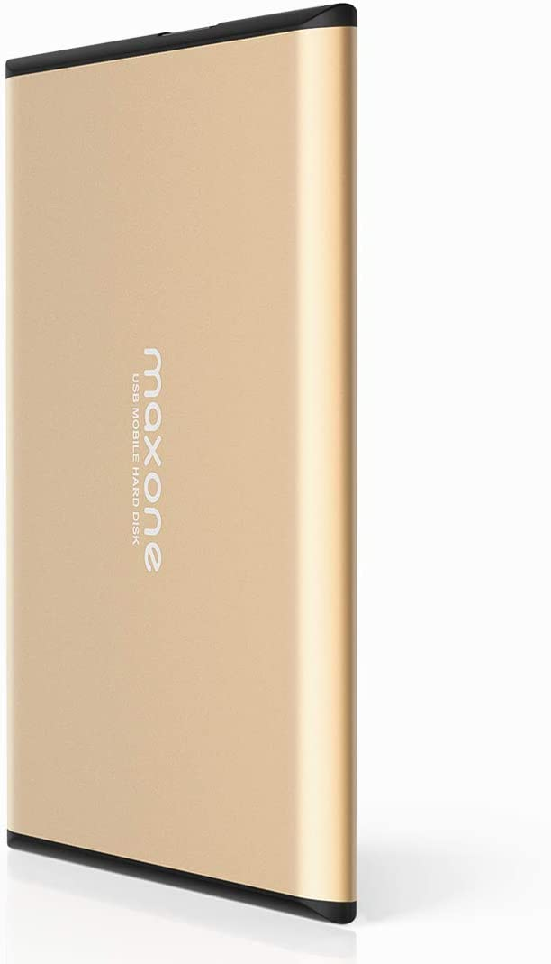 Maxone 250GB Ultra Slim Portable Wholesale External Drive Hard USB HDD Luxury 3.0