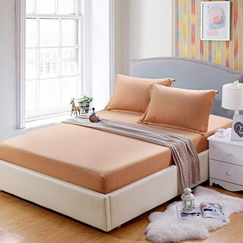 huyiming Verwendet für Simmons Matratzenbezug Bettdecke 1,5 einfarbig Einzelstück 1,8 m 2,0 180x200cm