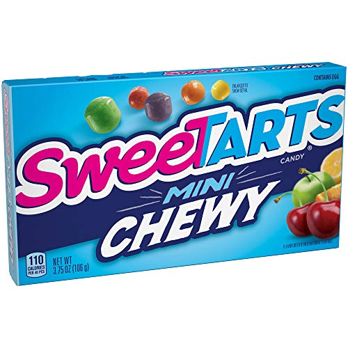 Sweetarts Mini Chewy Theater Box, 3.75 oz
