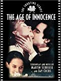 The Age of Innocence: The Shooting Script