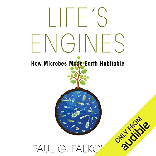 Life's Engines audiobook cover art