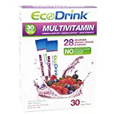 Eco Drink Complete Multivitamin Berry 30 packet (2 Pack)